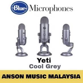 Blue Microphones Yeti Professional USB Mic,Cool Gy