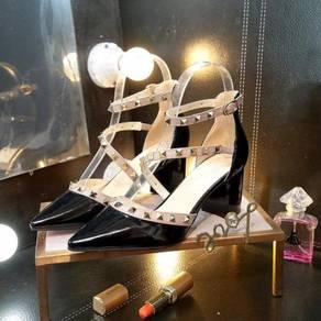 8059 Nancy Diamond Of Stanza Strappy Heels