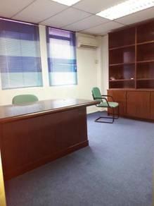 Desa Petaling Office Kuala Lumpur