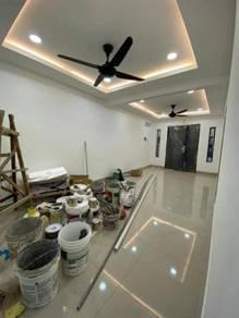 Modern Design 1 Storey Taman Sentosa Nr Subway Bandar Puteri Klang