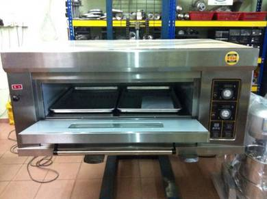 Gas Oven 1/2