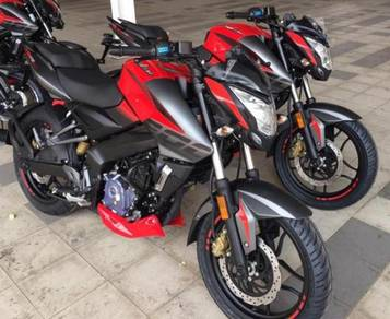 Modenas Pulsar NS200 (NS 200)Low Dp Offer ws aply