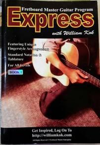 Fretboard Master Guitar Program