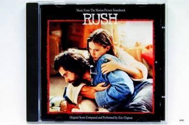Original CD RUSH OST Soundtrack [92] Eric Clapton