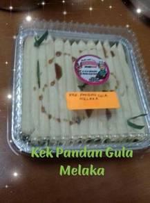 Kek Pandan Gula Melaka