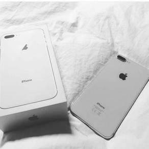 Iphone 8 plus under waranti MY 8plus ada resit 10/