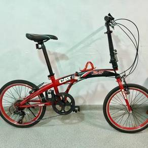 20 Inch light folding bike bicycle with 7 speed
