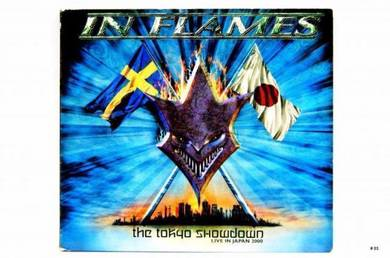 Original CD - IN FLAMES - Tokyo Showdown Live 2000