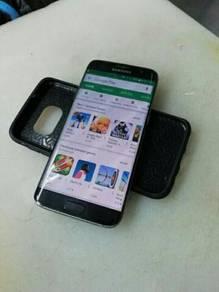 Samsung s7 edge crack swap