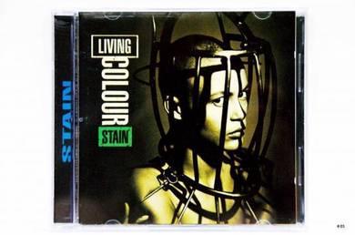Original CD - LIVING COLOUR - Stain [1993]