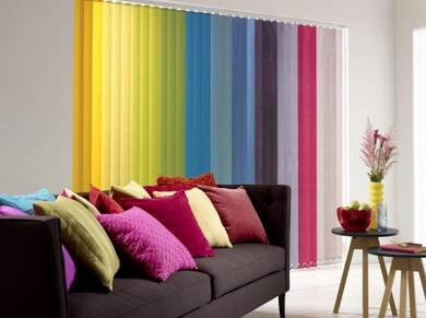 Vertical Blinds (New)