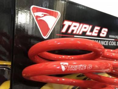 Triple s Mazda 2 3 Sky Active Coil Sport Spring