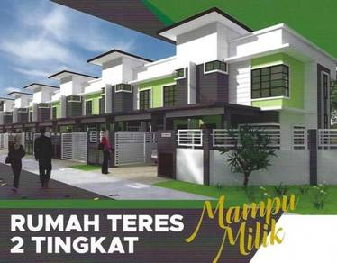 Shah Alam Affordable Double Storey