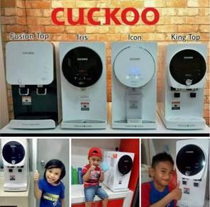 Water Filter CUCKOO Purifier Sungai Penchala CM6P