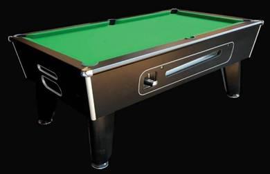 Blackball British Pool Table