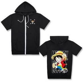 Anime One Piece luffy trisfalgar law Sweater