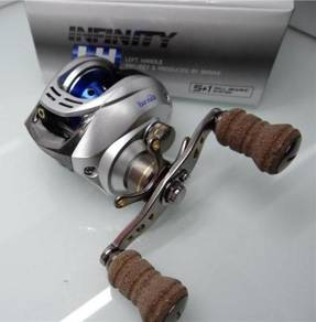 Banax Infinity Fishing Baitcasting Reel - Pancing