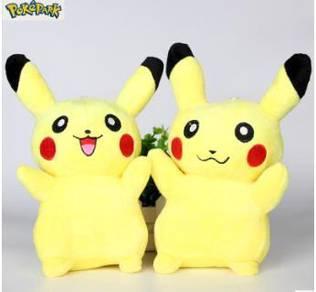 Pokemon pikachu pillow toy