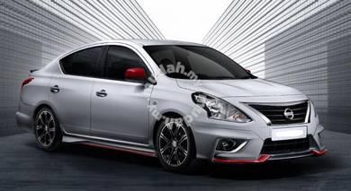 Nissan Almera 2015 Nismo Bodykit