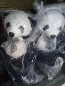 Teddybear panda 120cm