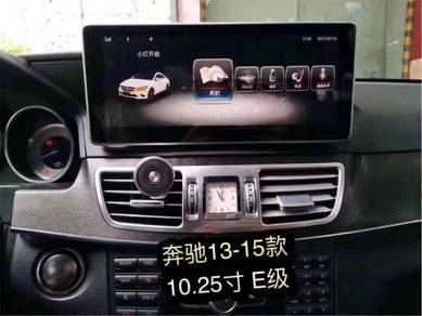 Mencedes Benz W212 13-15 oem car ANDROID player