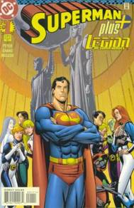 DC Comics Plus Vol.1 (1996-1997) - 9 comics