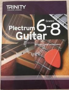 Trinity College London ( Grade 6-8 Guitar Book)