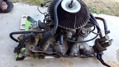 Barang enjin untuk wira satria 1.3, 1.5