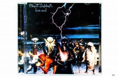 Original CD - BLACK SABBATH - Live Evil [1996]