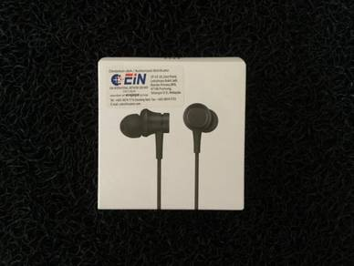 Mi In Ear Headphones Basic (earphone)