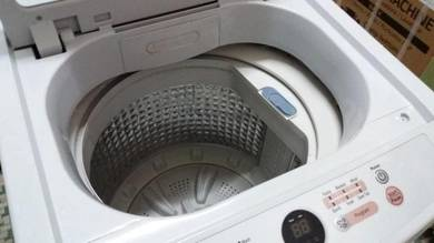 SAMSUNG BIG Washing Machine 8.5kg - terpakai