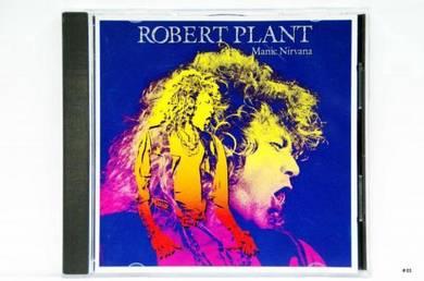 Original CD - ROBERT PLANT - Manic Nirvana [1990]