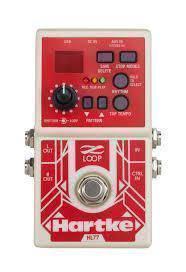 Hartke HL77 Bass Looper Pedal (HL-77)