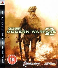 PS3 Artwork - CALL OF DUTY - MW2 [2009]