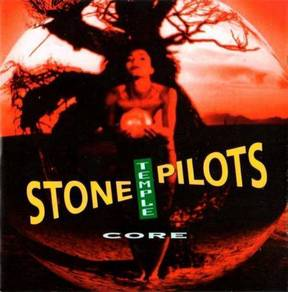 CD Cover - STONE TEMPLE PILOTS - Core [1992]