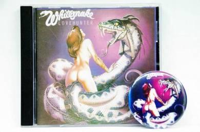Original CD - WHITESNAKE - Lovehunter [1982]