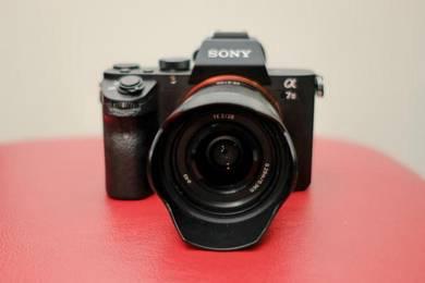 SONY A7II + Lens Sony 28mm F2.0 (SC 8K++)