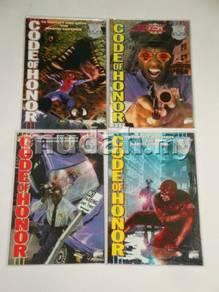 CODE OF HONOR Prestige Format comics set