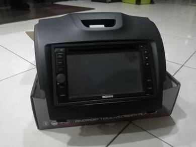 All New Isuzu Dmax Dvd Player