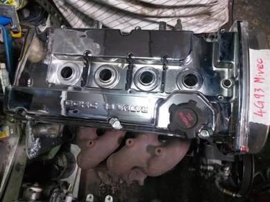 Engine Mivec 4G92 4G93 4G94