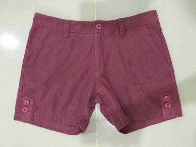Khaki Shorts ~ FREE SHIPPING