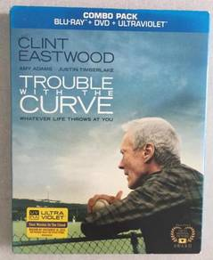 Trouble with the Curve BluRay