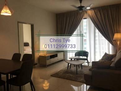 Lakepark residence, cheaper fully furnished unit, jalan ipoh