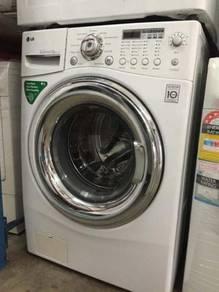 LG 12kg Washing Automatic Auto Machine Mesin Basuh