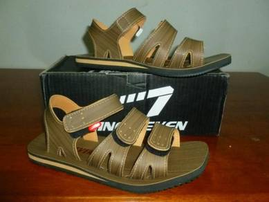 Sandal Line 7 size 9 Brown Color