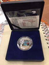 Proof coin single Pandu Puteri 2016
