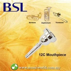 Bsl 12c trombone baritone euphonium mouthpiece