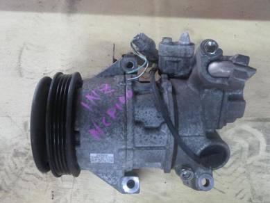 Toyota vitz ncp100 yaris ncp90 air cond compressor