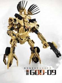 Transformers TF Dreamfactory GOD-09 Bonecrusher