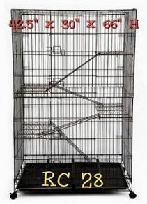 BIG Cat Cage 4 tingkat RC28